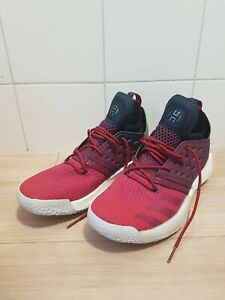 Adidas Harden Vol. 2 Red/White size 11 UK