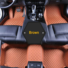 Car Interior Protector Floor Solid Mat Yes Front Rear Y2R3 Suit For Jeep Patriot