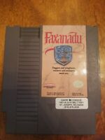 Faxanadu (Nintendo Entertainment System, 1989) Free Shipping