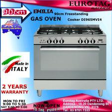 Emilia 90cm Upright GAS OVEN Cooker DI965MVI4 Made in Italy  2 Years Warranty