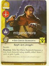 A Game of Thrones 2.0 LCG - 1x #087 ser Davos Seaworth-Ghosts of Harrenhal