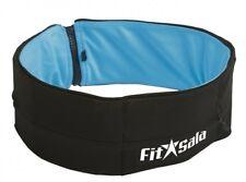 Premium Running/Fitness Belt (Blue/Black) (Small)