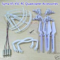 New Syma X5 X5C RC Drone Quadcopter Spare Parts Crash Pack Kit Replacement Set