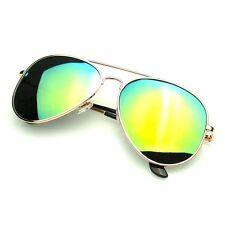 f36e3b737483 Gafas de Sol Marco Aviator Metal y plástico para Mujeres | eBay