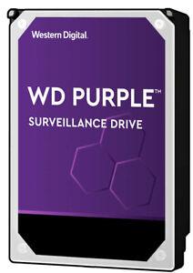"WD Purple Surveillance Hard Drive Festplatte WD84PURZ 8TB  3.5""  7200 rpm"
