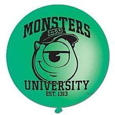 4 x Disney Monsters University Punch Balloons