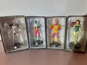 LOT eaglemoss SUPER HERO - DC / MARVEL  COMICS