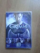 Grimm - 3ª Temporada  - DVD - Nueva y precintada