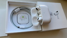 Apple AirPods Pro with Wireless Charging Case White Original New Sealed Box + FS