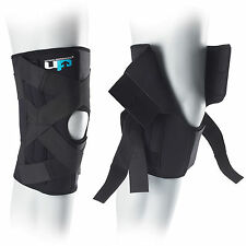 UP Wrap Around Custom Compression Professional Strapped Knee Support Brace
