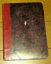 Romans La Mode Illustree 1910  Le Rachat  Hardcover  208 pages  French  RARE!!!!