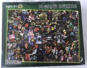 Movie Film 1000 PC Jigsaw Puzzle