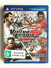 Virtua Tennis 4 World Tour Edition PS Vita NEW sealed free shipping