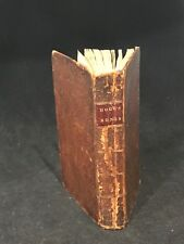 1832 1st American Edition Songs by the Ettrick Shepherd James Hogg