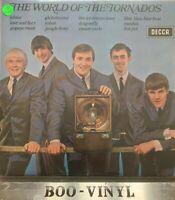 The World Of The Tornados - The Tornados Vinyl LP Decca Original  Ex + Con