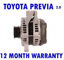 TOYOTA PREVIA 2.0 D-4D MPV 2001 2002 2003 2004 2005 2006 RMFD ALTERNATOR