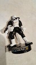 Hasbro Star Wars Attacktix Clon piloto figura