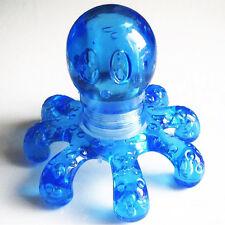 Stress Relief Head Back Scalp Octopus Shaped Massager Self Massage Tool