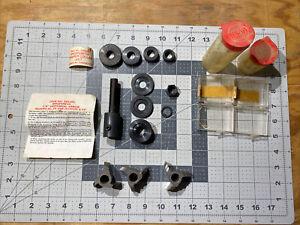 """Shopsmith 1/2"""" Arbor, Shaper Collar & Cutter Assortment for Mark V 500"""