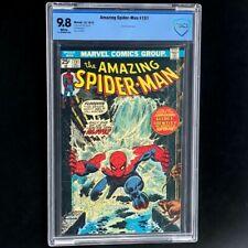 Amazing Spider-Man #151 (1975) 💥 CBCS 9.8 💥 ONLY 22 in CGC CENSUS Marvel Comic