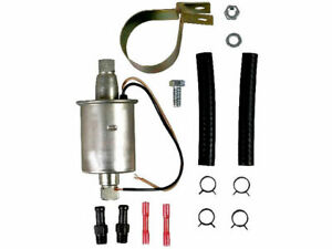 For 1966-1967 Saab Monte Carlo Electric Fuel Pump In-Line 25524GY Fuel Pump