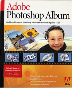 Adobe Photoshop Album - Windows - Deutsch