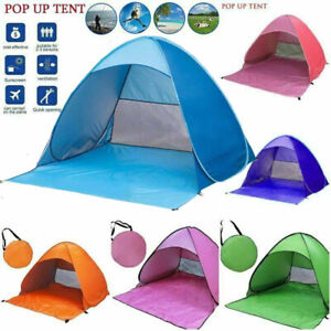 Infant 50+ UV/UPF POP UP  Beach Camping Garden Tent Sun Shade Shelter Protection