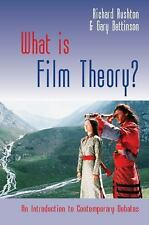 What Is Film Theory? by Richard Rushton and Gary Bettinson (2010, Paperback)