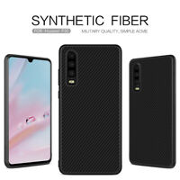 NILLKIN Synthetic Fiber PC TPU Combo Phone Case Cover for Huawei P30