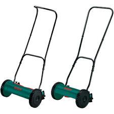 Bosch DIY AHM38G Hand Push Five Bladed Cylinder Lawnmower Green