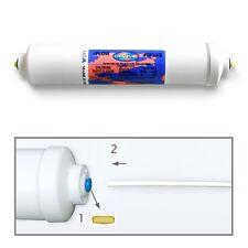 """Omnipure Filtre à eau 3/8"""" Clic k2533 Inline"""