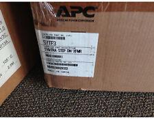 APC SYTF3 208-200V Step-Down Transformer