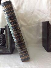 ON THE ORIGIN OF SPECIES DARWIN 100 Greatest books New Sealed Easton Press