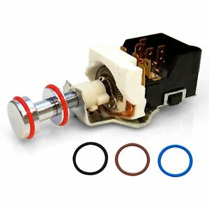 GM Headlight Switch with Retro Bezel and 4 Color Bands KICEC1E7
