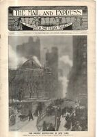 1902 Mail & Express February 8 - Morgan Hospital opens; New Met Museum of art