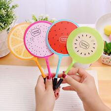 8Pcs Fashion Cute Colorful Fruits fan Ball Pen Office School Supply Stationery