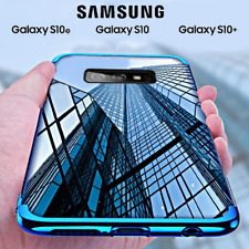 COVER per Samsung Galaxy S10 /S10e/ S10 Plus CUSTODIA ORIGINALE Electro TPU Slim