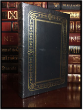 The Future of the Mind ✎SIGNED✎ by MICHIO KAKU New Sealed Easton Press Leather
