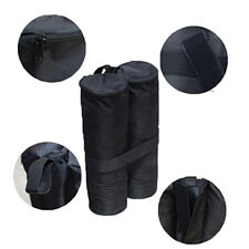 Savingplus 4pcs Large Gazebo Foot Leg Pole Sandbag Weights Marquee Market Stall