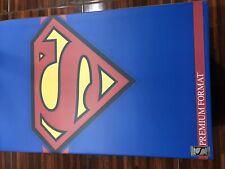 sideshow collectibles superman Premium Format 1/4 Scale Exclusive