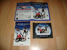 RTL BIATHLON 2008 DE RTL SPORTS PARA LA SONY PLAY STATION 2 PS2 USADO COMPLETO