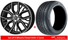 "Alloy Wheels & Tyres 18"" Momo Massimo For Suzuki Grand Vitara [Mk2] 05-15"