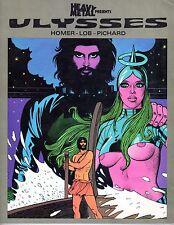 """Ulysses"" by Homer – Lob – Pichard  -  1978"