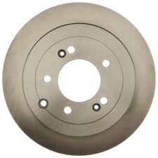 Disc Brake Rotor-Non-Coated Rear ACDelco Advantage 18A82104A