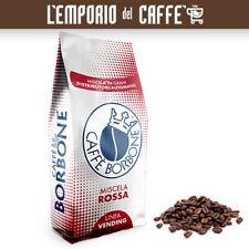 Caffè Borbone 3 kg Grani Beans Miscela Red Rossa - 100% Vero Espresso Napoletano