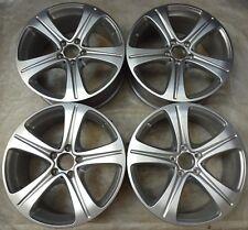 4 Orig Mercedes-Benz Alufelgen 8Jx18 ET43 A2134011400 E W213 V213 S213 C238 FM33