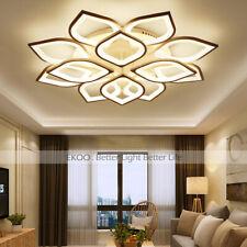 LED Ceiling Modern Lotus Lights Chandelier luminaire lamparas de techo
