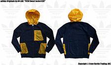 "adidas Originals by 84-LAB. ""TECH Sweat Jacket KZK""(S)NavyYellow Kazuki Kuraishi"
