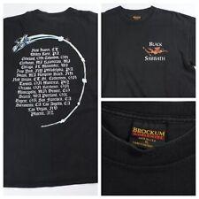 New listing Vintage Black Sabbath Shirt 1995 Tour Shirt Xl Brockum Single Stitch Ozzy