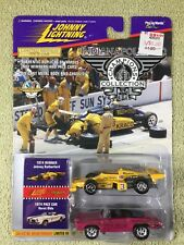 1996 Johnny Lightning 1974 JOHNNY RUTHERFORD Indy Winner Pace Car 1/64 Diecast 4
